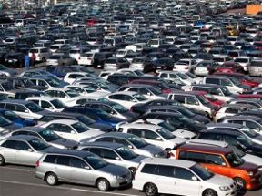 Number of imported cars declines 7 times